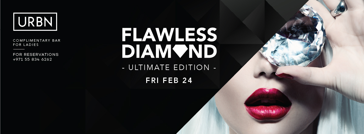Flawless Diamond Ultimate Edition @ MAD