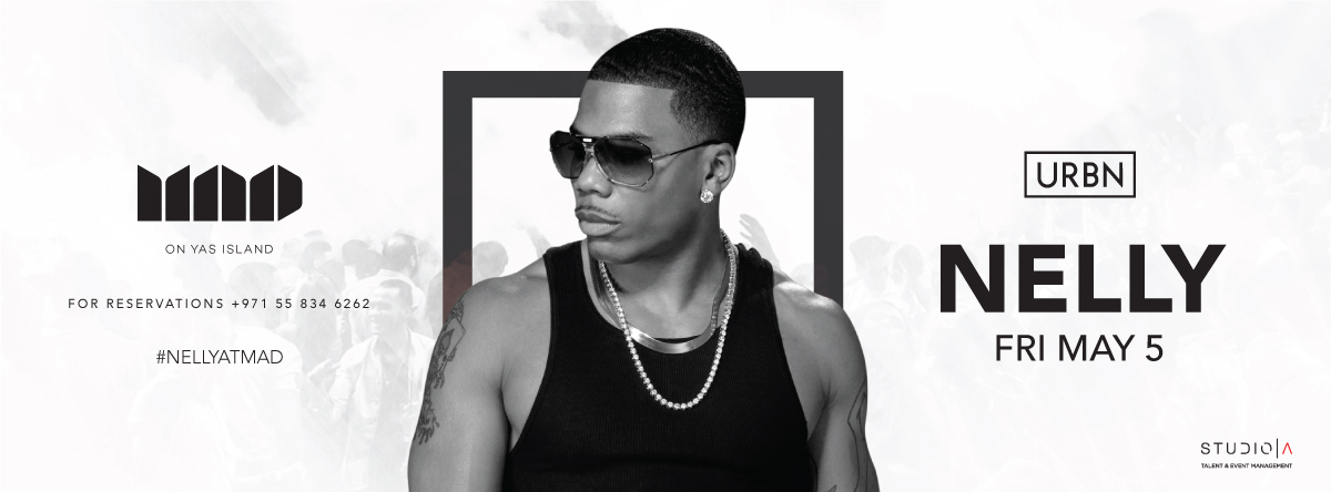 Nelly LIVE @ MAD